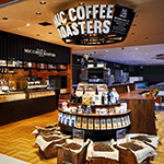 MUC COFFEE ROASTERS 牧之原SA上り店