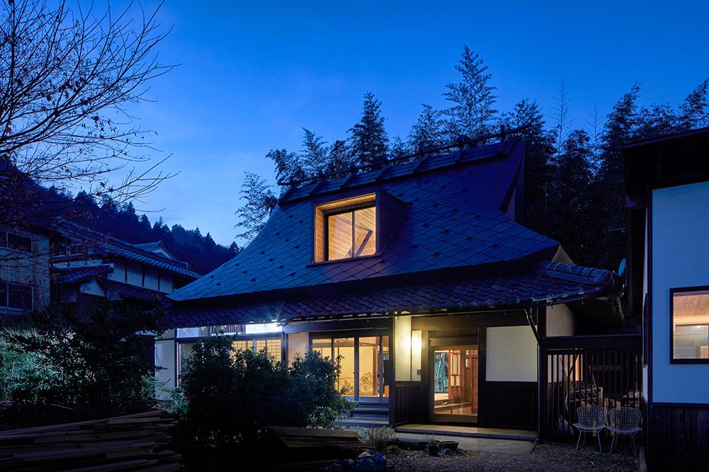 里山生活工房・青の家